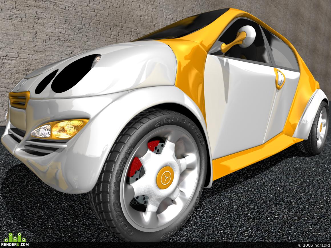 preview Smart - Concept car