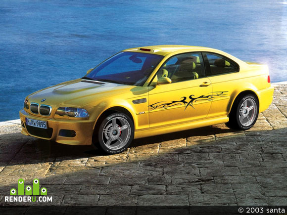 preview bmw 3x remake