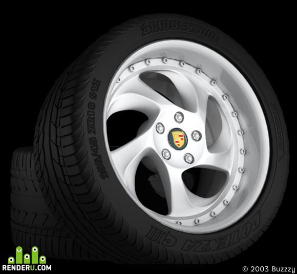 preview Катки для Porsche