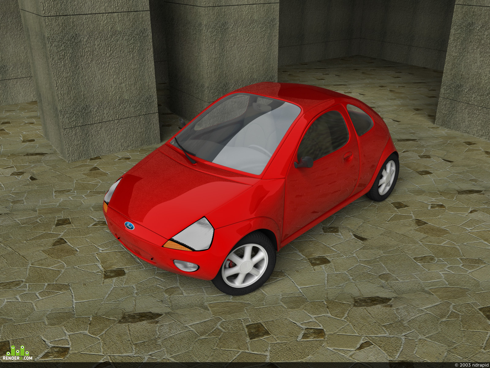 preview Ford-Ka: