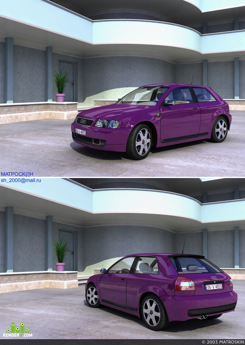 preview Audi S3