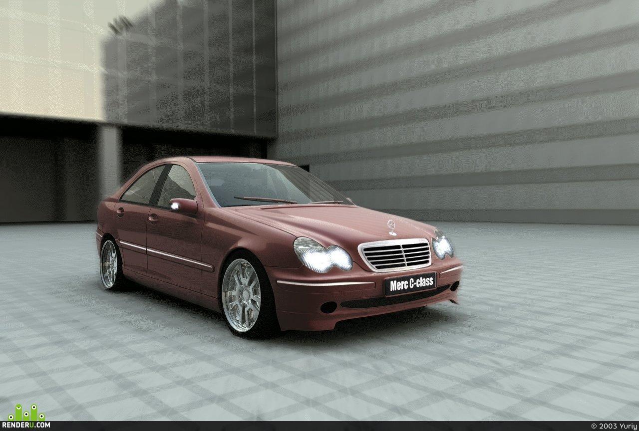 preview Mercedes-Benz C-class