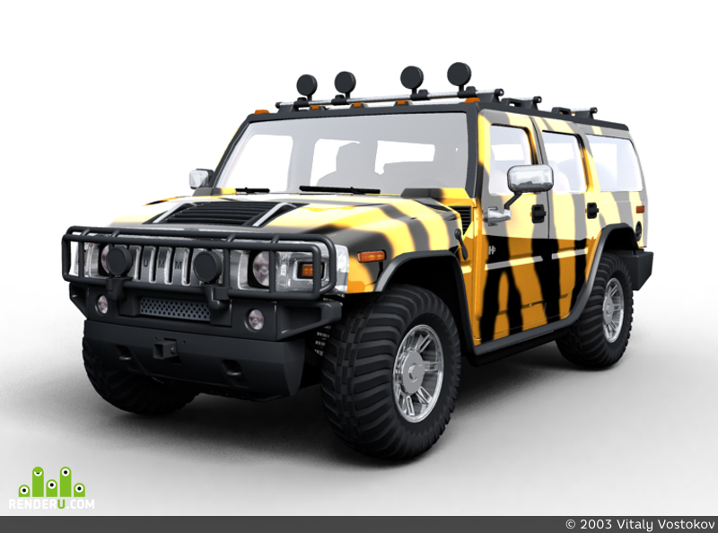 """preview Hummer-2 """"Сафари"""""""