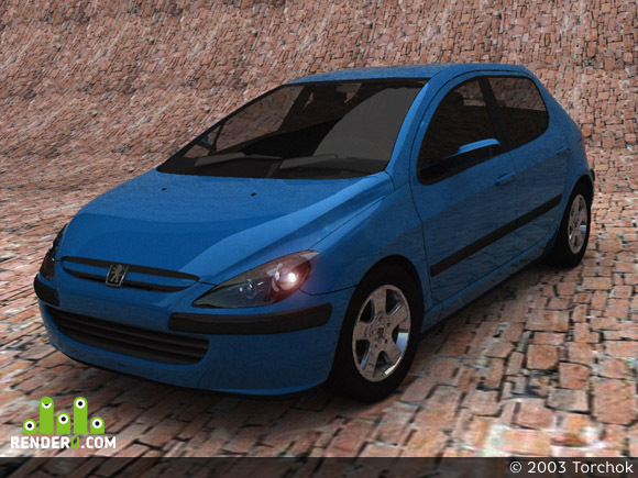 preview Peugeot 307