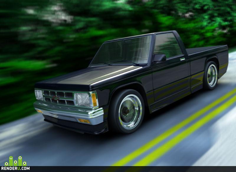 preview Chevrolet S10 Custom