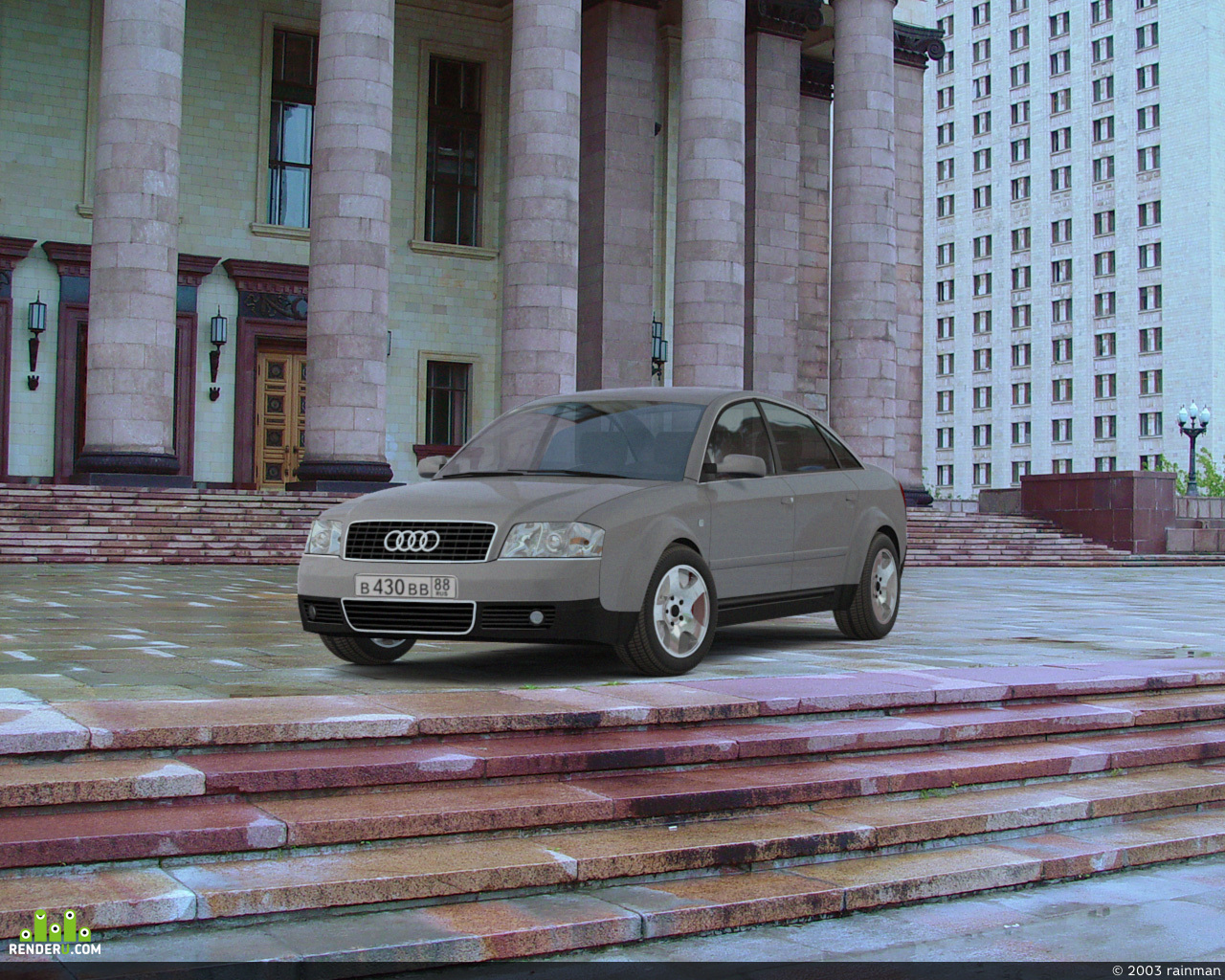 preview Audi S6