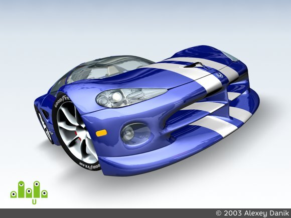 preview Viper GTS Remake