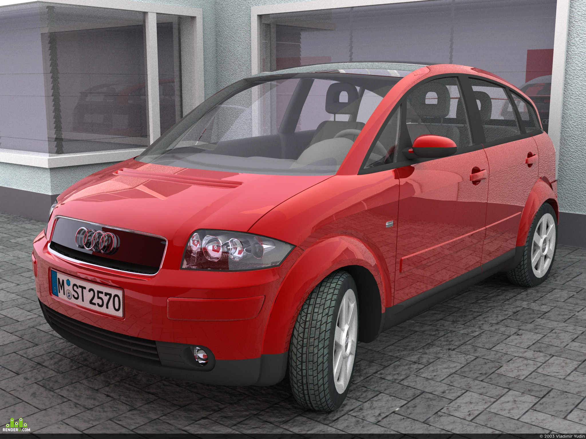 preview Audi A2
