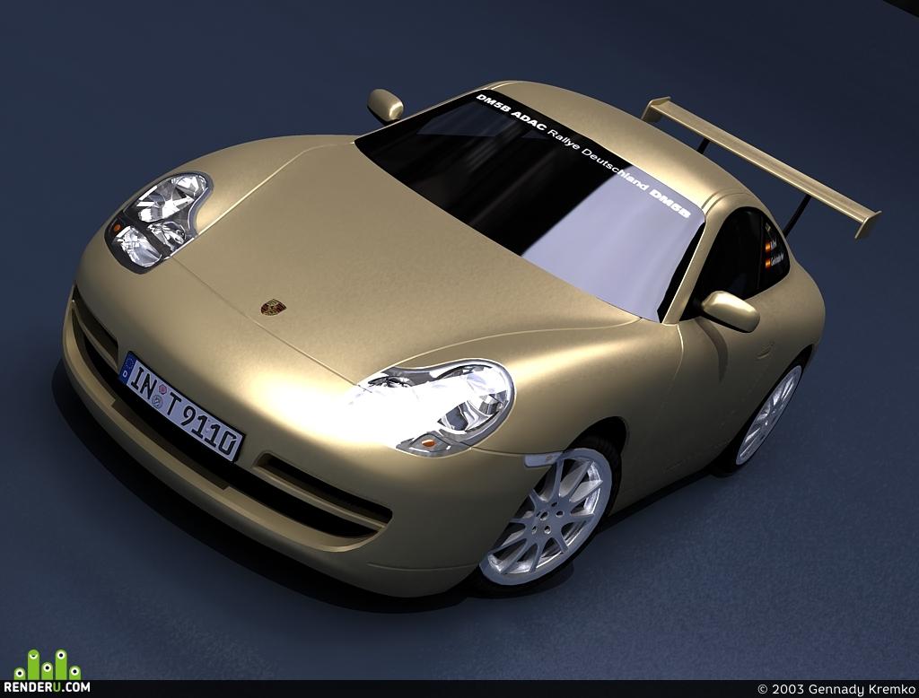 preview Porsche 911 GT3