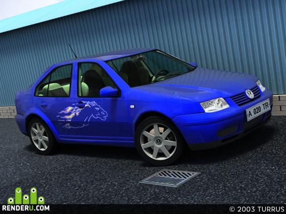 preview Volkswagen Bora