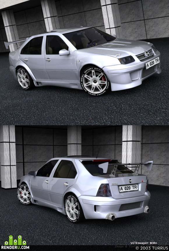 preview VW-Bora TR