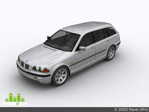 preview BMW 3-series Touring