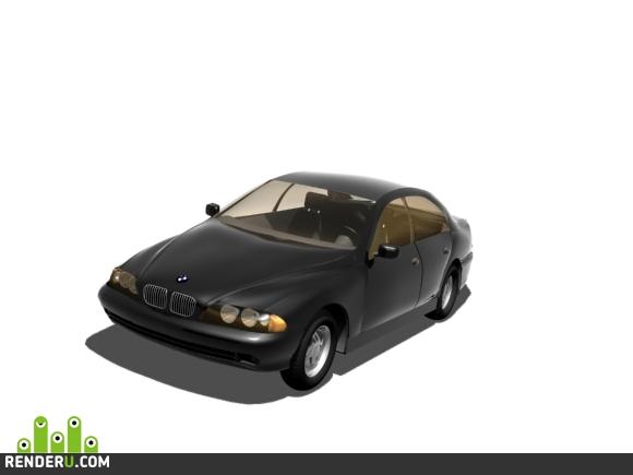 preview BMW 5 series Sedan
