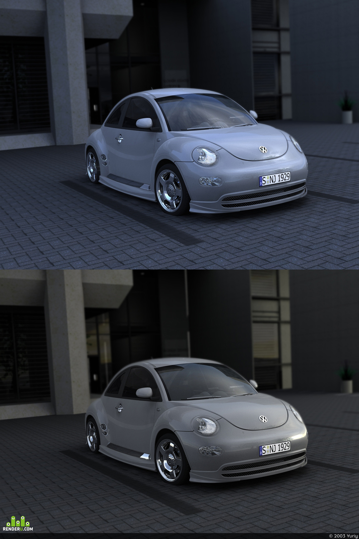 preview vw beetle MSD/TND