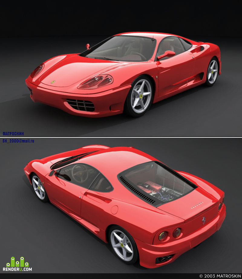 preview Ferrari 360 Modena