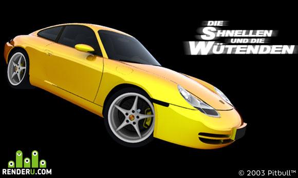 preview Porsche 911 Carrera