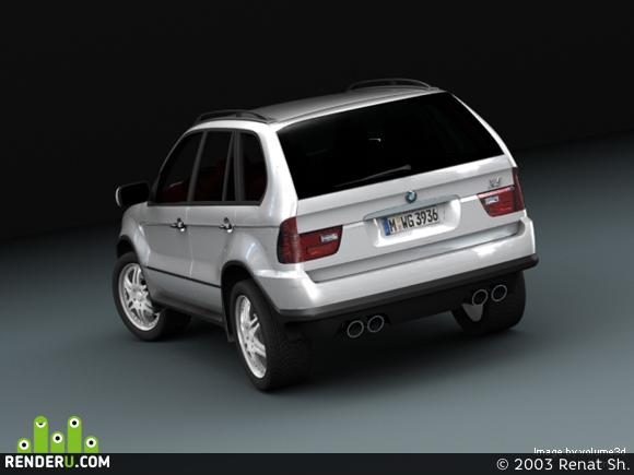 preview BMW x5 original