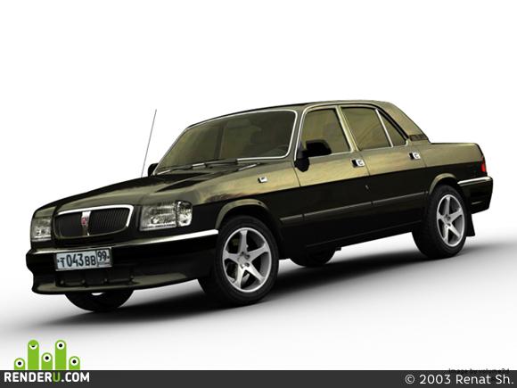 preview Volga 3110
