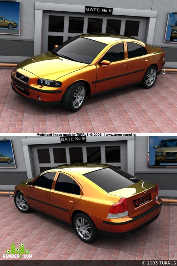 preview Volvo S60