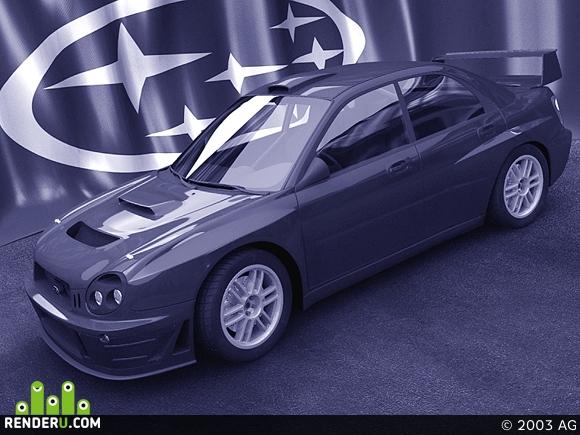 preview Subaru Impreza WRC 2002