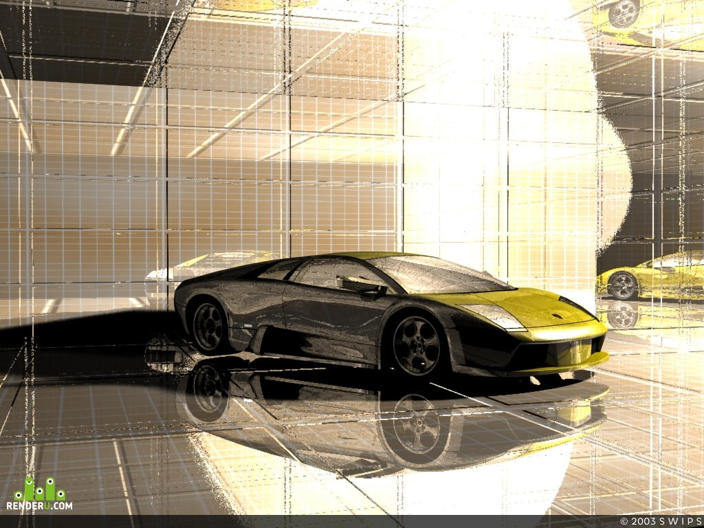 preview * Lamborghini Murcielago *