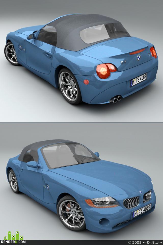 preview BMW Z-4