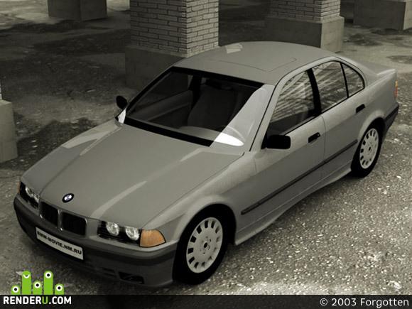 preview BMW3 (e-36)