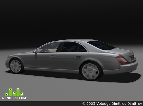 preview Maybach 57