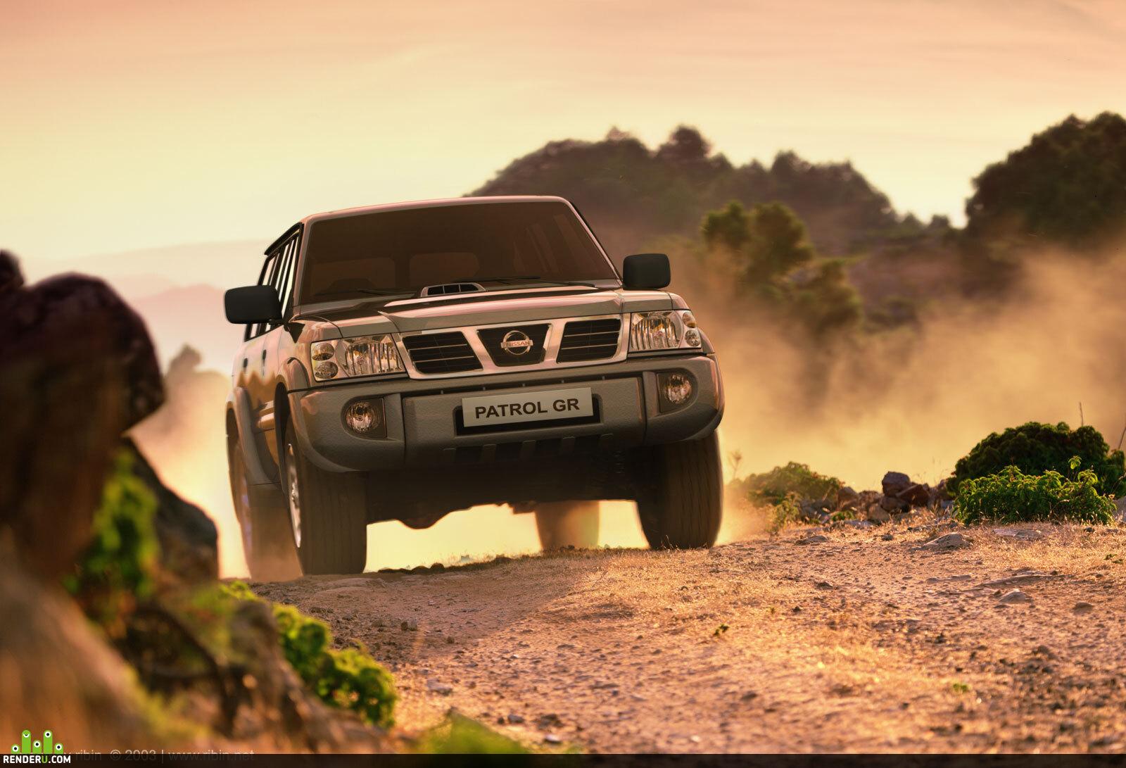 preview Nissan Patrol GR Safari