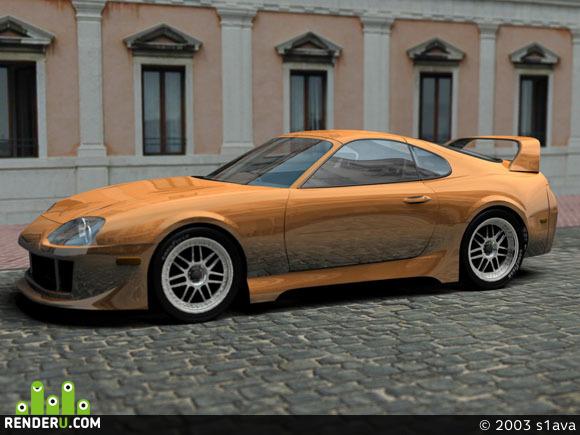 preview Toyota Supra