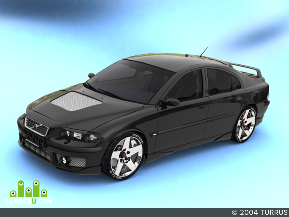 preview Volvo S60 TR