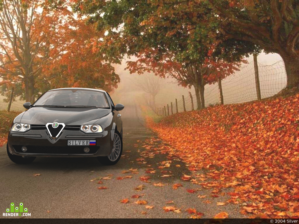 preview Alfa Romeo 156
