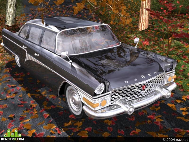 preview GAZ 13 CHayka