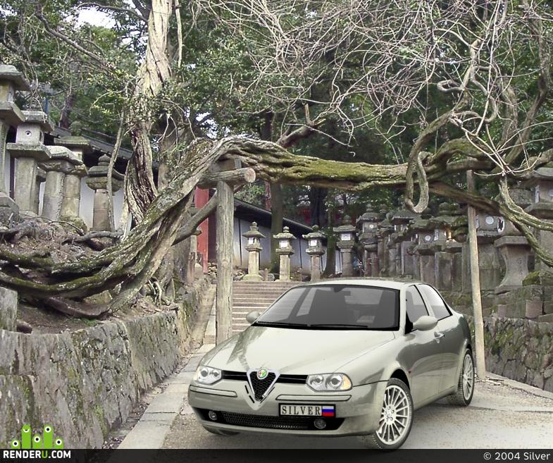preview Alfa Romeo 156___2