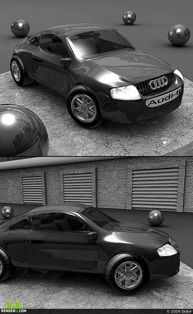 preview Audi-tt Quatro