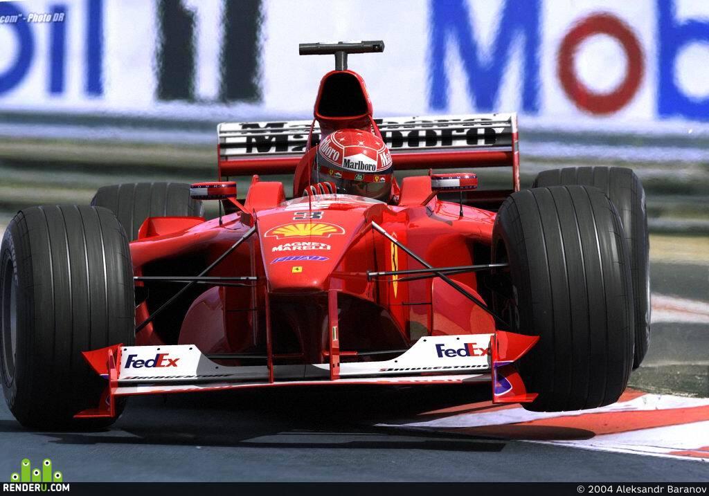 preview Ferrari F2000