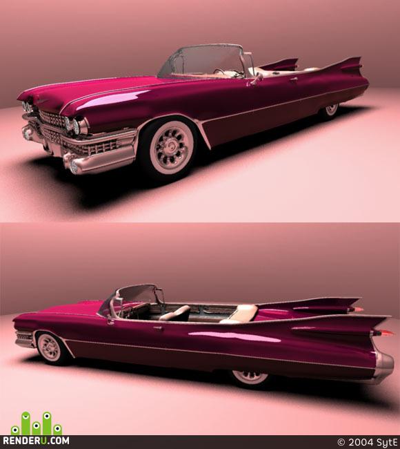 preview Cadillac Eldorado 59
