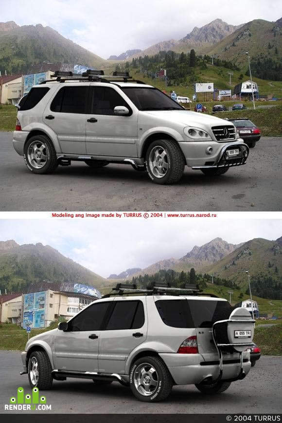 preview ML55/Amg55