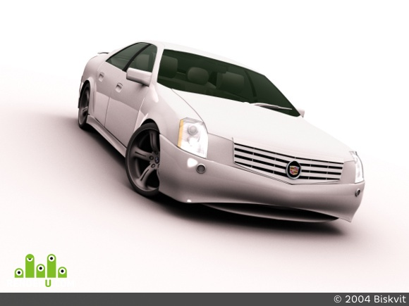 preview Cadillac CTS