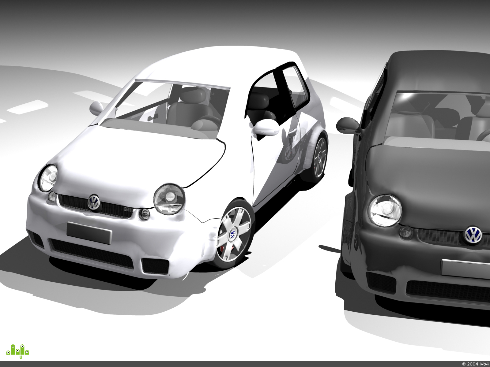 preview VW Lupo GTI