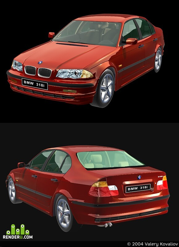 preview BMW 318i