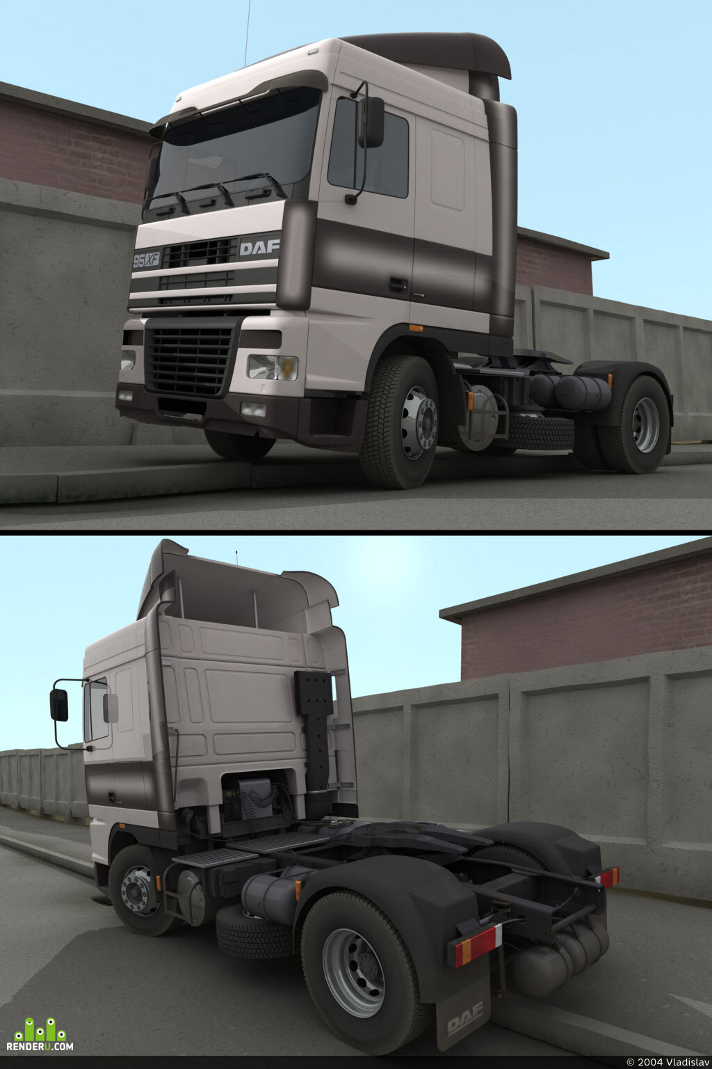 preview DAF-95 XF