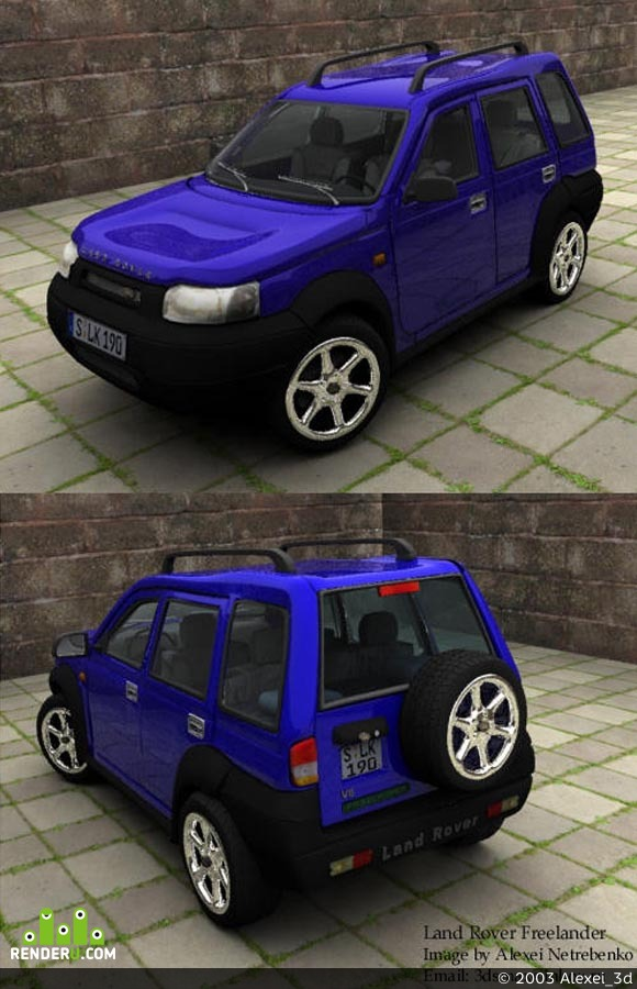 preview Land Rover Freelander