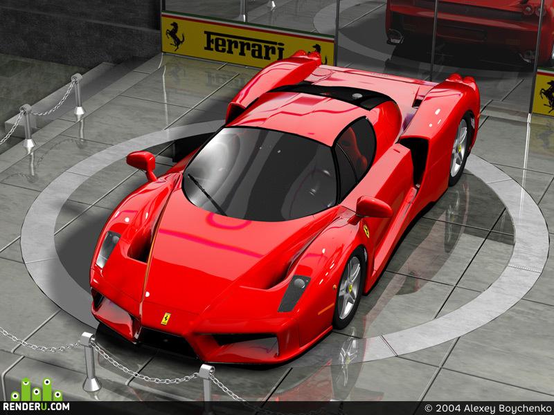 preview Ferrari Enzo