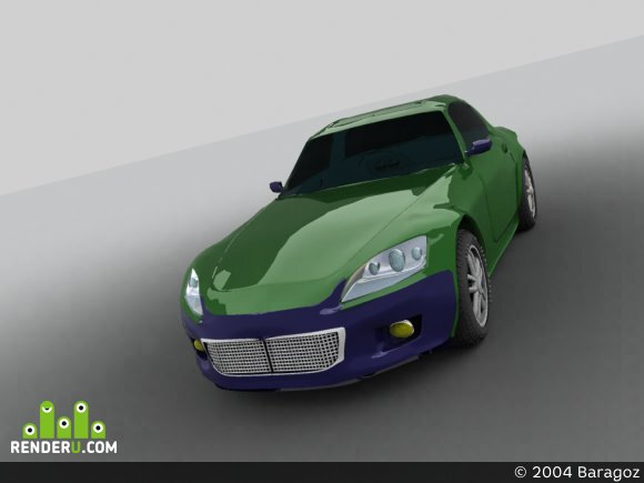 preview HondaS2000 newbee edition