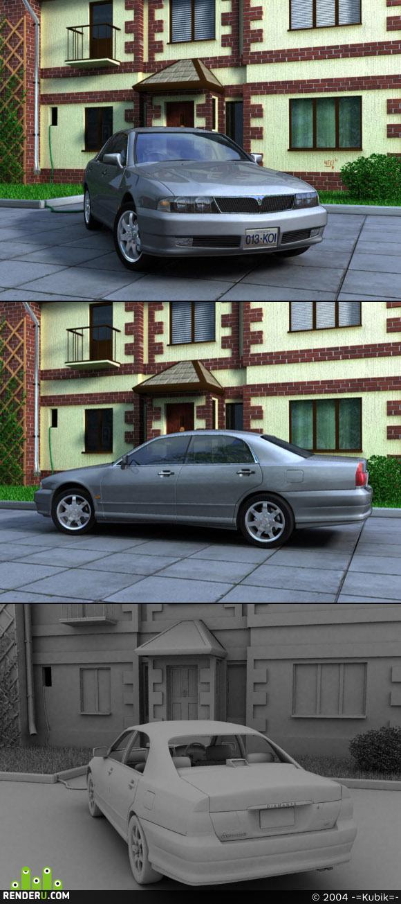 preview Mitsubishi Diamante