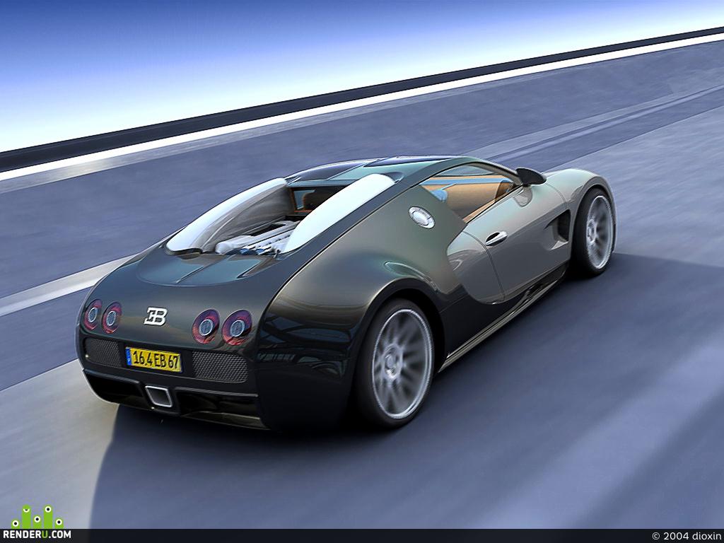 preview Bugatti EB Veyron 04
