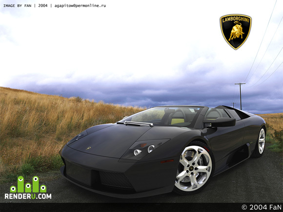 preview Lamborghini Murcielago Roadster