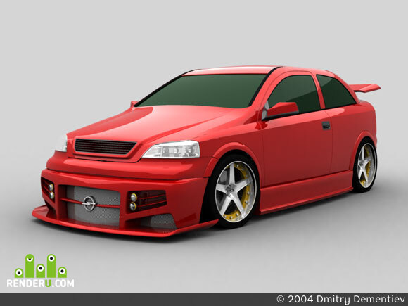 preview Astra 3d edition ;)