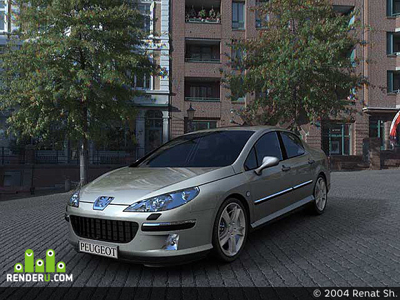 preview peugeot 407
